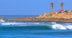 Morocco surf camp Taghazout surf berbere surf guiding