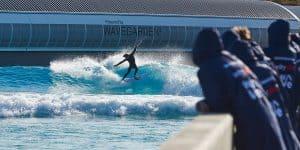 the Wave Bristol uk wavepool Wavegarden