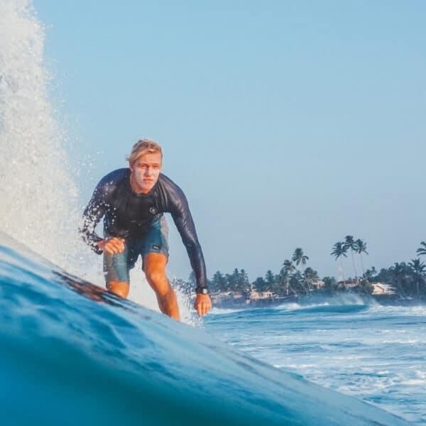 sri lanka surf instructor course east west coast ticket to ride