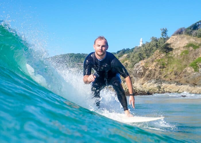 byron bay surf instructor course australia mojo surf asi level 1 course