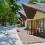 Adaaran Select Hudhuranfushi Surf Resort lohis garden villa
