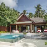 niyama private island maldives surf resort vodi family beach pool villa