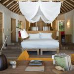 six senses laamu maldives family villa pool