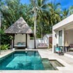four seasons kuda huraa maldives surf resort hotel deluxe beach pavilion pool 2